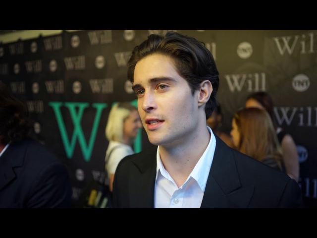 Will on TNT Premiere - Mattias Inwood