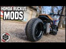2016 Honda Ruckus GY6 Mods! Total Cost?