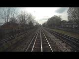 Central Line Cab Ride Loughton - West Ruislip
