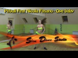Latin Dance Fitness Workout for beginners Step By Step With Music Pitbull Feat Nicola Fasano