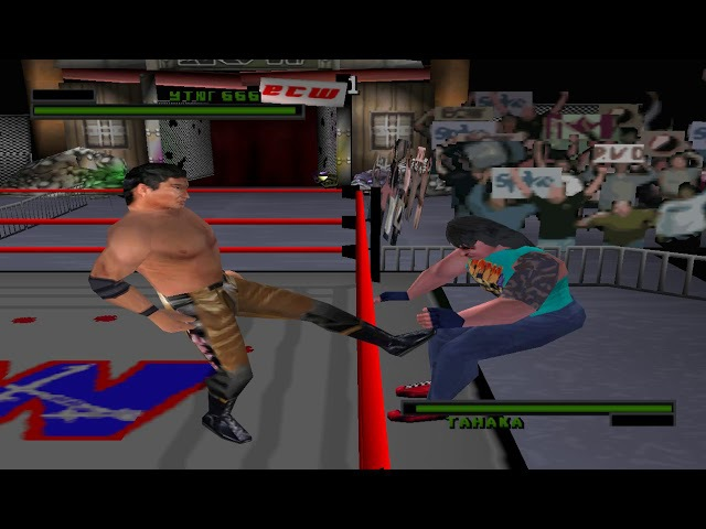 ECW Anarchy Rulz Complete Season 24 [PS1]