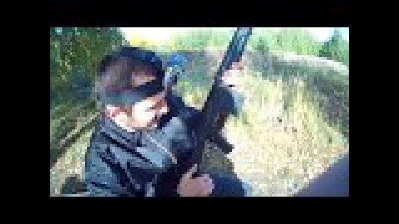 БАМП ФАЙЕР(стрельба со шнурком)/Bump fire( shooting with a lace)
