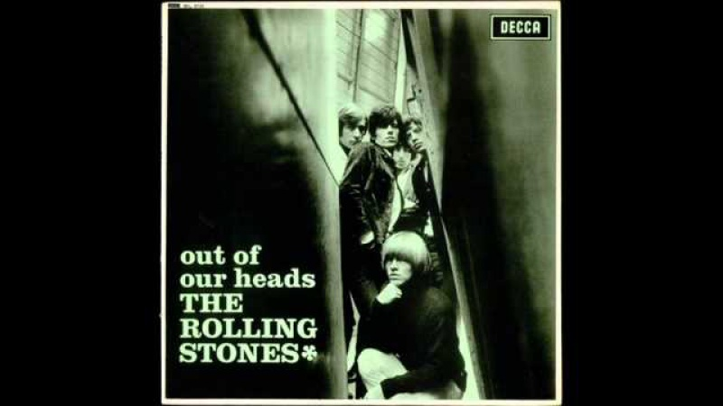 The rolling Stones No2 - Out of our heads 1965
