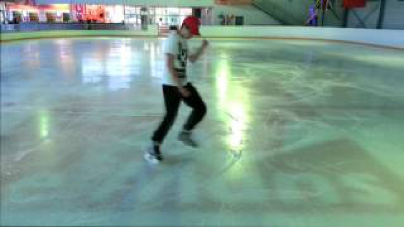 Harderz - Just Have Fun ! (Xtreme/Freestyle Ice Skating)