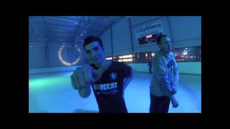 Harderz - Ice Brother's (Xtreme/Freestyle Ice Skating) 2013