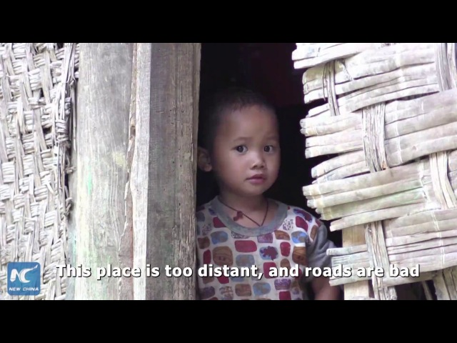 From mountain to town: relocating the poor for a better life