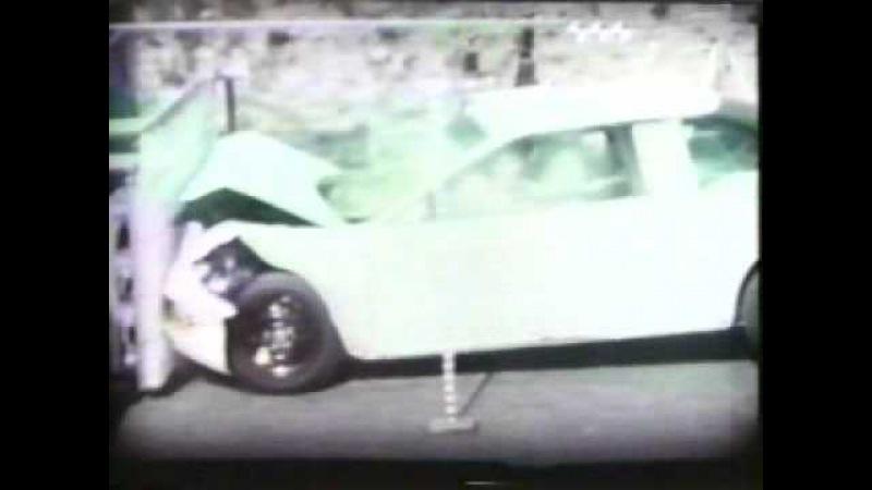 Ford Probe 2 crash test