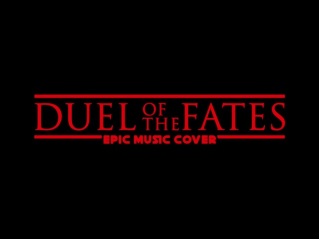 STAR WARS Duel Of The Fates - Epic Music Version