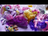 Marketplace Haul - My Little Pony G3 &amp 3.5.  Littlest Pet Shop