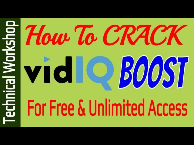 How to get VidIQ vision for youtube PRO crack Free Download Complete Video In Urdu/Hindi