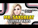 Alexandra Stan – Mr Saxobeat (fingerstyle guitar cover by Kaminari)