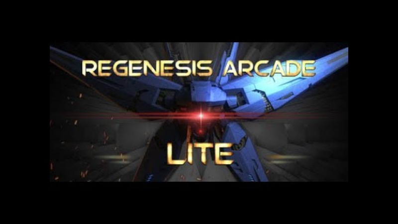 REGENESIS Arcade Lite - VR Trailer