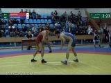Международный турнир памяти Шевалье Нусуева 70 кг, 14. Рамонов Сослан - Арсланали ...