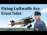 The Flying Luftwaffe Ace Ernst Udet Best Color Footage Mozart - Die Zauberfl