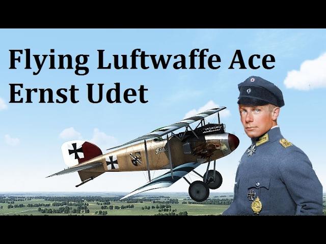 The Flying Luftwaffe Ace Ernst Udet Best Color Footage Mozart - Die Zauberflöte
