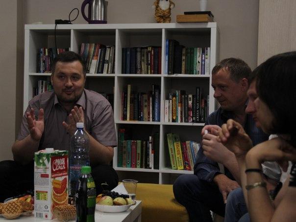 Вечер бизнес-знакомств 11 августа был продуктивным и приятным - общени