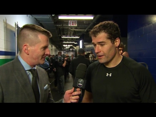 Marleau- 500 goals means I've played a lot of games