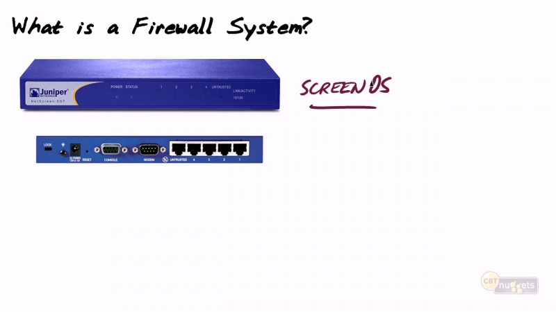01 - Introduction to the Juniper SRX