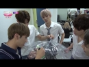 RUS SUB KNK MBC Show Champion Behind ep57 Mission 3