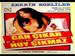 Can Çıkar Huy Çıkmaz-1979 Engin Temizer-- Zerrin Egeliler, Meral Banu, Teyfik Sen, Oktay Durukan