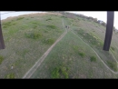 Полетали немножко на квадрокоптере