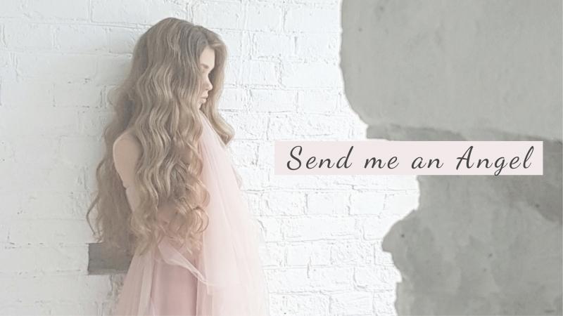 Ангел cover by Анастасия Гладилина - Send me an Angel /Alicia Keys