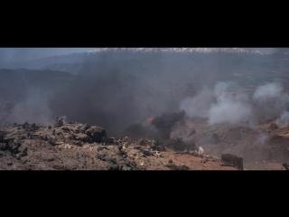 Захват немецких орудий американо-канадским отрядом специального назначения FSSF (Бригада дьявола)