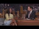 Gabrielle Union au Tonight Show de Jimmy Fallon le 13 octobre 2017
