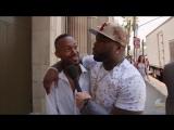 50 Cent поучаствовал в розыгрыше от шоу Джимми Киммела  [Рифмы и Панчи]