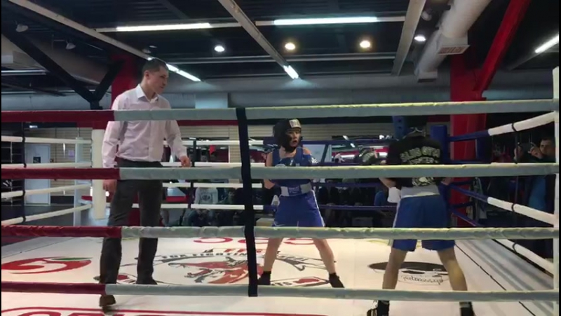 Открытый ринг FFC 09/04/2017 | Даня Маруков. Раунд 3. ©SLUG GYM