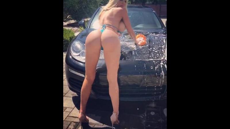 Шикарная автомойка (Nicolette Shea brazzers сиськи попка) [720]