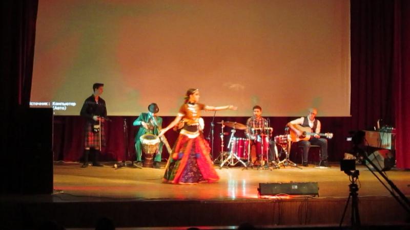 Samains bread концерт в День святого Патрика