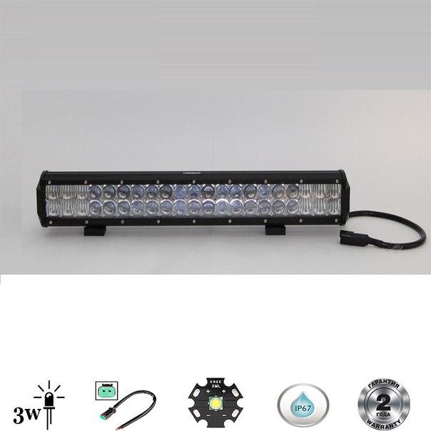Новинка!!! 5D LED балкаТип светодиода: Cree Рабочее напряжение: 10-3