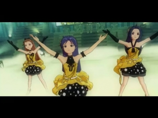Kisaragi Chihaya, Minase Iori, Miura Azusa - my song