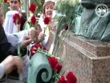 Возложение цветов к памятнику Г.Тукаю (Москва, 17.09.2017)