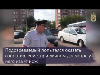 Сотрудники патрульно-постовой службы по горячим следам задержали мужчину, напавшего на таксиста