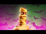 Мумии из сосисок - самое простое и вкусное угощение на Хэллоуин.