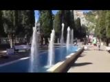 фонтан Симеиз