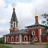 храм свт. Николая в Сабурово