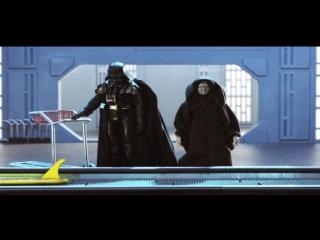 Робоцып: звездные войны. эпизод ii (robot chicken: star wars episode ii, 2008)