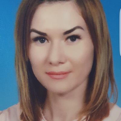 Любовь Красненкова