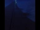 Ночной полёт. Это незабываемые ощущения, когда встречаешь рассвет между облаков , находясь на грани дня и ночи