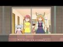 Дракон-горничная госпожи Кобаяши 6 серия [русские субтитры AniPlay.TV] Kobayashi-san Chi no Maid Dragon