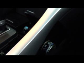 Honda Accord Оклейка деталей салона