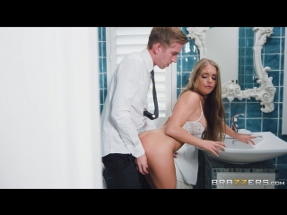 BRAZZERS HD Late For Church Alessandra Jane Danny D