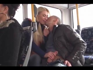 Это не шутки, мы встретились в маршрутке под №1 Public Sex Porn Порно Секс в автобусе Минет Отсос Кончил на лицо Ебля HD720p