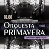 Открытая репетиция | Orquesta PRIMAVERA | 18.08