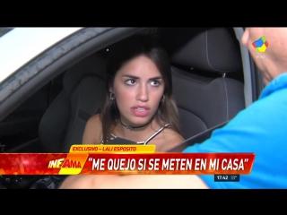 ¡Tiene novio! Lali Espósito confirmó su romance con Santiago Mocorrea: Estoy saliendo con él y va todo bien; estoy contenta