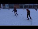 обучающий фильм по лыжам