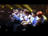 FANCAM 160731 The EXO'rDIUM in Seoul D-6 @ EXO - Call Me Baby